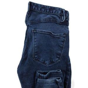 Madewell Skinny Jeans Dark Wash